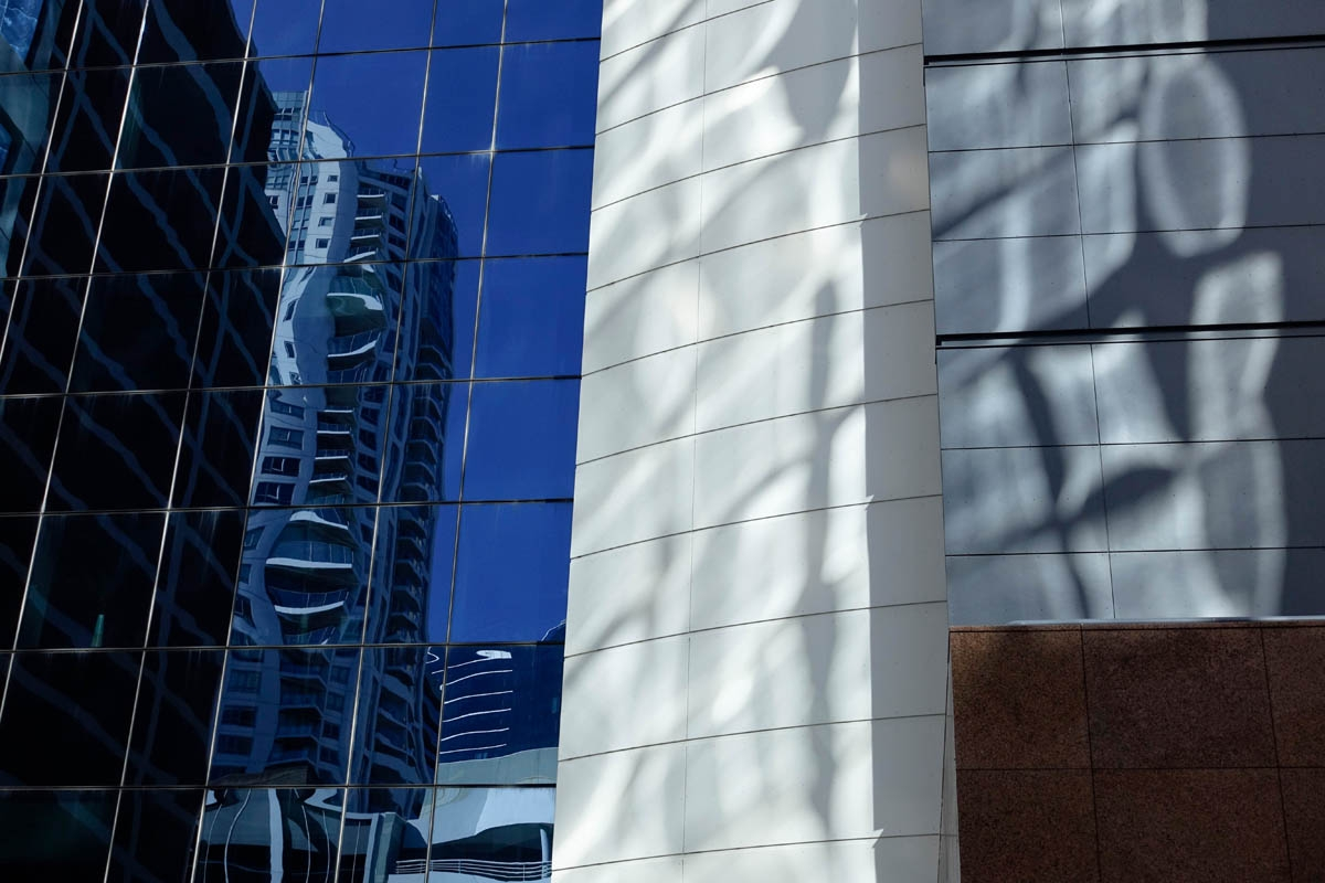 Reflections, North Sydney