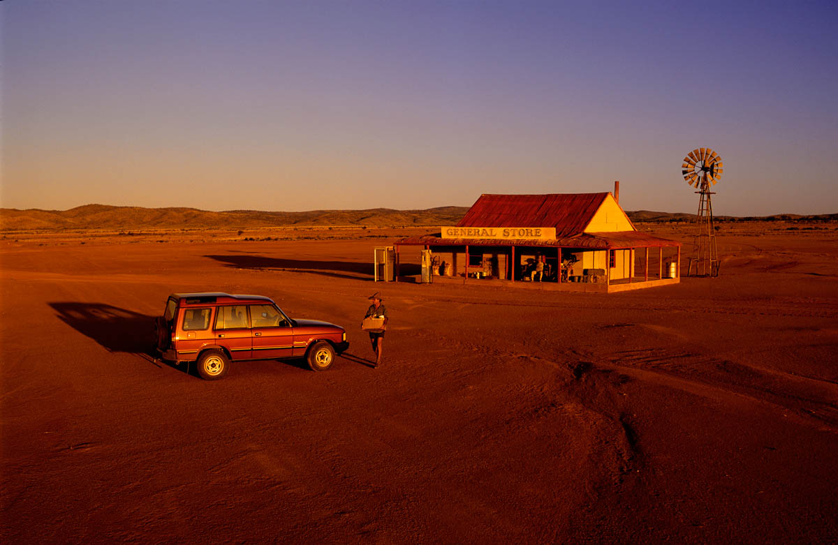 Landrover Discovery, Australia