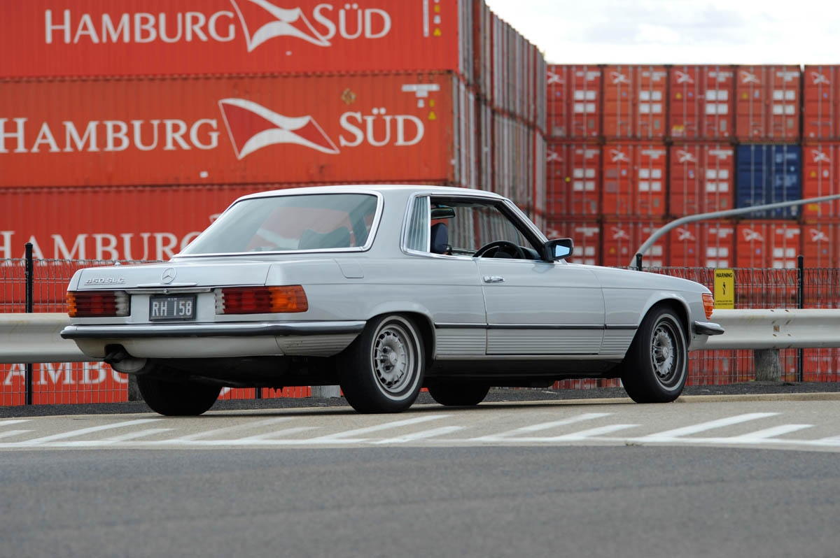 Mercedes Coupe